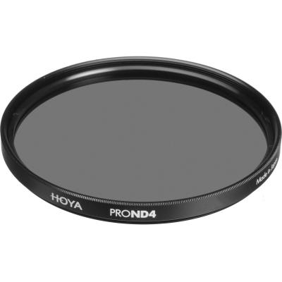 Hoya camera filter: PROND4 - Zwart