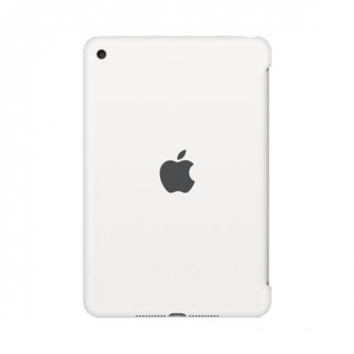 Apple tablet case: Siliconenhoes voor iPad mini 4 - Wit