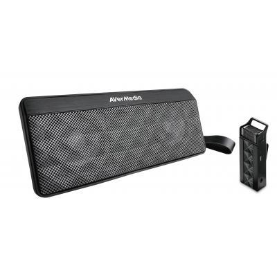 Avermedia microfoon: - AW330 Smart Wireless Microphone