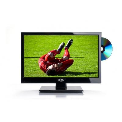 Xoro led-tv: HTC 1560 - Zwart