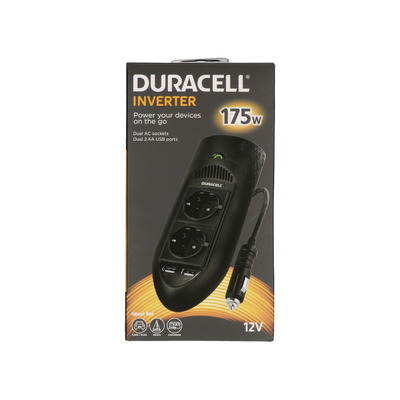 Duracell DRINV15-EU netvoedingen & inverters