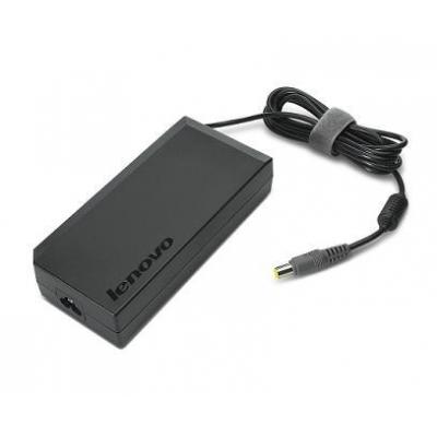 Lenovo netvoeding: ThinkPad 170W AC Adapter **New Retail** - Zwart