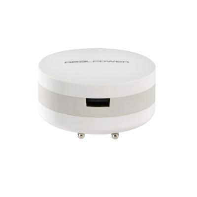 RealPower PBC-1800 Powerbank - Wit