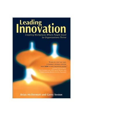 Nova vista publishing boek: Leading Innovation - eBook (PDF)