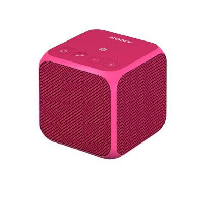 Sony draagbare luidspreker: SRS-X11 - Roze