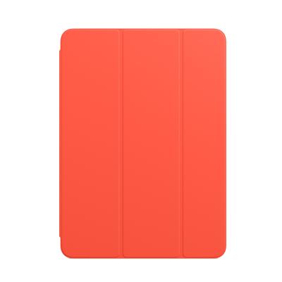 Apple Smart Folio voor iPad Air (4e generatie) - Electric Orange Tablet case