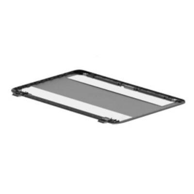 Hp notebook reserve-onderdeel: Display enclosure with wireless antenna cables - Zwart, Grijs