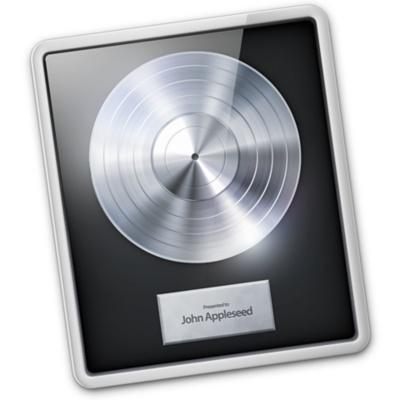 Apple audio software: Logic Pro Logic Pro X