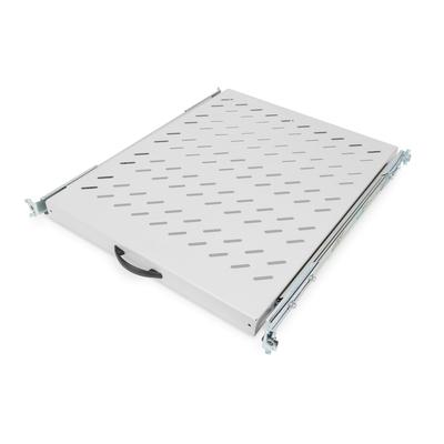 Digitus Sliding Shelf for 800mm depth Cabinets Rack toebehoren - Grijs