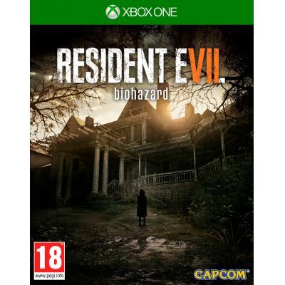 Capcom game: Resident Evil 7, Biohazard  Xbox One