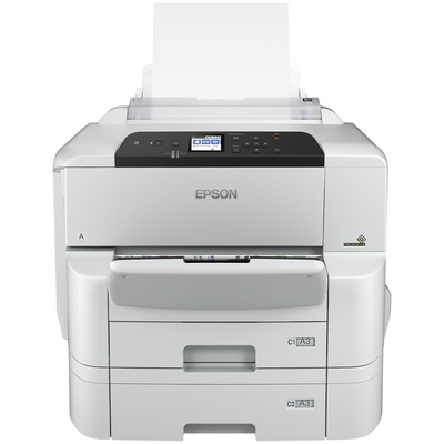 Epson WorkForce Pro WF-C8190DTW Inkjet printer - Zwart, Cyaan, Magenta, Geel