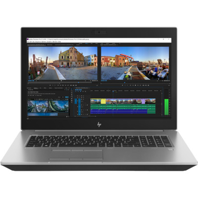 "HP ZBook 17 G5 17,3"" i7 32GB RAM 512GB SSD Laptop - Zilver"