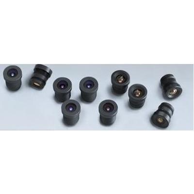 Axis Lens M12 MP 3.6mm 10 Pack Camera lens - Zwart