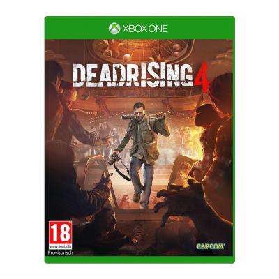 Microsoft game: Dead Rising 4