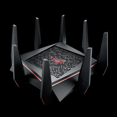 ASUS ROG Rapture GT-AC5300 Wireless router - Zwart