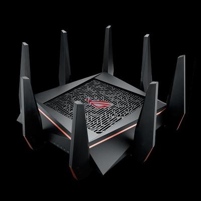 ASUS ROG Rapture GT-AC5300 wireless router - Zwart