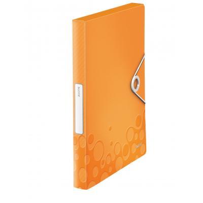 Leitz map: WOW - Oranje
