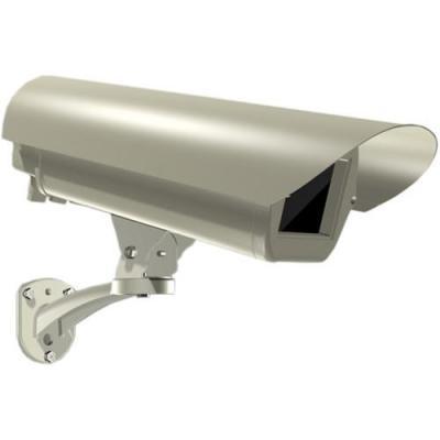Acti beveiligingscamera bevestiging & behuizing: Wall Mount Housing for D2x/E2x/B2x/I2x Camera - Wit