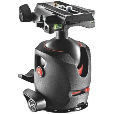 Manfrotto statief accessoire: 057 Mag Ball Head Q5, lateral tilt: -103° / +40°, load capacity: 15kg, panoramic .....