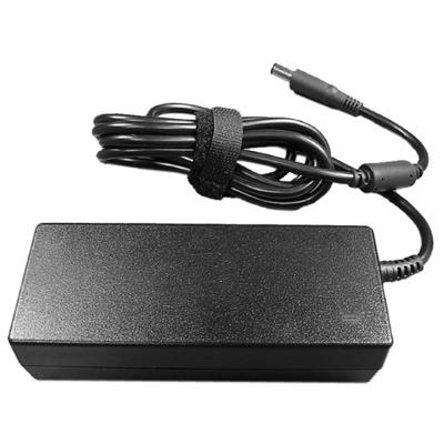 DELL AC Adapter 90W European for Latitude E6420/E6520/E6320/Vostro 3350/3550/3450 Netvoeding - Zwart