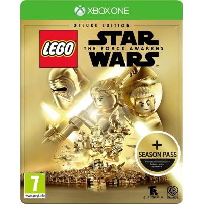Warner bros game: LEGO Star Wars: The Force Awakens (Deluxe Edition)  Xbox One