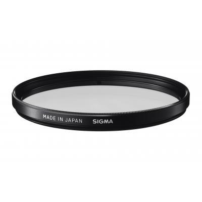 Sigma 55mm WR UV Camera filter - Zwart