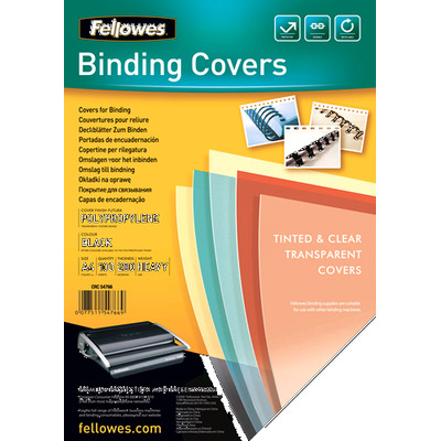 Fellowes Futura Binding cover