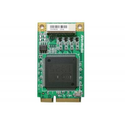 Avermedia game assecoire: DarkCrystal SD Capture Mini-PCIe Quad (C351)