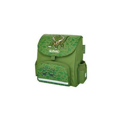 Herlitz : Mini Softbag Dino - Groen