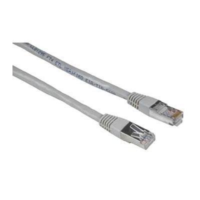 Hama netwerkkabel: CAT 5e Patch Cable STP, 10 m, 10 pieces - Grijs