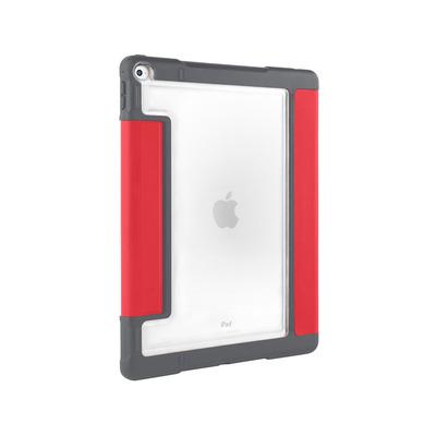 STM Dux Plus Tablet case - Grijs, Rood