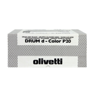 Olivetti unit for d-Color P20/P24, 23.000 pages, Black Drum - Zwart