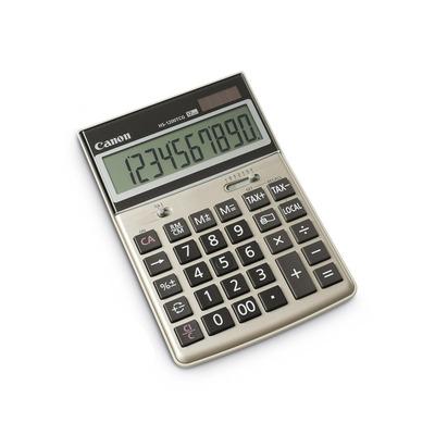 Canon calculator: HS-1200TCG - Goud, Grijs