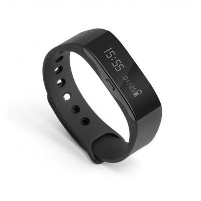 Technaxx wearable: Trackfit TX-63 - Zwart