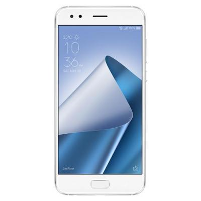 Asus smartphone: ZenFone Qualcomm Snapdragon 630, 4GB RAM, 64GB eMCP, WLAN 802.11, Bluetooth 5.0, Android N - Wit
