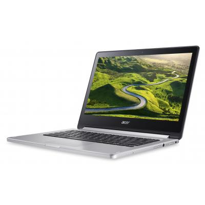 "Acer laptop: Chromebook R 13 CB5-312T-K822 - 13.3"" Celeron 4GB RAM 16GB Flash - Chrome OS - Zilver"