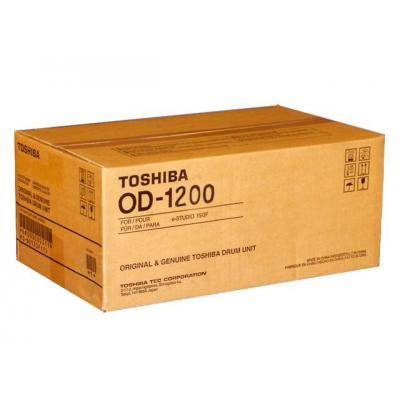 Toshiba drum: OD1200 - Zwart