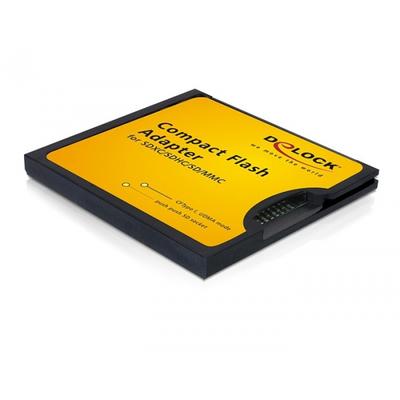DeLOCK 61796 Interfaceadapter - Zwart