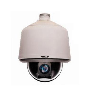 Pelco 1/2.8 CMOS, 2MP, 1920 x 1080, 30x Optical Zoom, 50dB Beveiligingscamera - Grijs