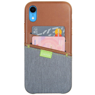 Limited Backcover iPhone Xr - Bruin / Brown Mobile phone case
