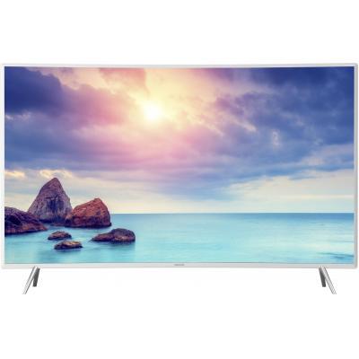 Samsung led-tv: UE55KU6510 - Wit
