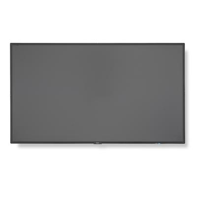NEC MultiSync V484 Public display - Zwart