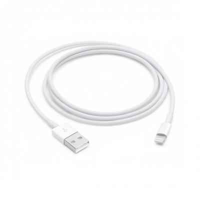 Apple kabel: Lightning - USB kabel 1 meter - Wit