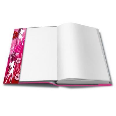 Herma tijdschrift/boek kaft: 23260 - Roze