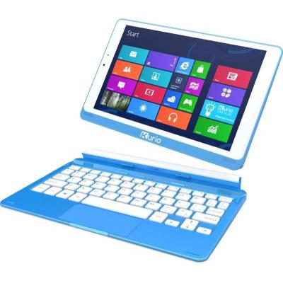 Kurio tablet: Smart - Blauw, Wit