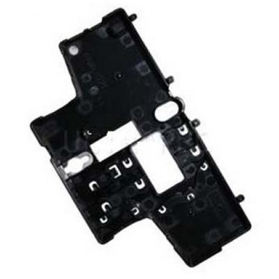 Panasonic telefoon onderdeel & rek: Wall Bracket for UT133 and 136 IP Phones, Black - Zwart