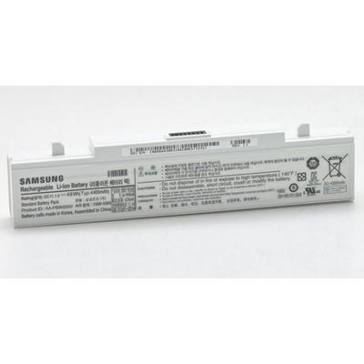 Samsung Li-Ion 4400mAh notebook reserve-onderdeel - Wit