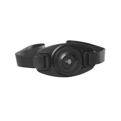 360fly : Vented Helmet Mount - Zwart