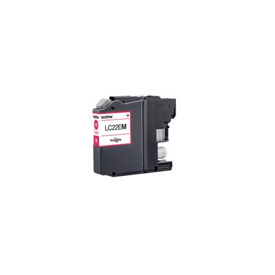Brother LC-22EM inktcartridge