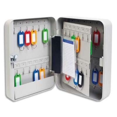 5star sleutelketting: Key cabinet for 48 keys - Gray - Grijs